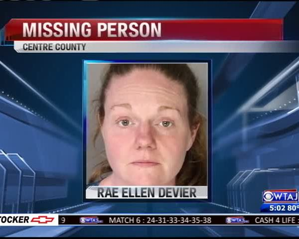 Missing Woman Centre County