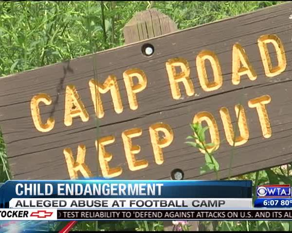 Camp Leaders Charged with Child Endangerment_41320060