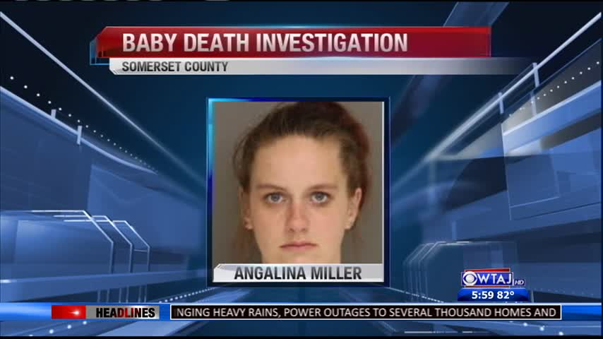 Somerset County couple charged in baby's death