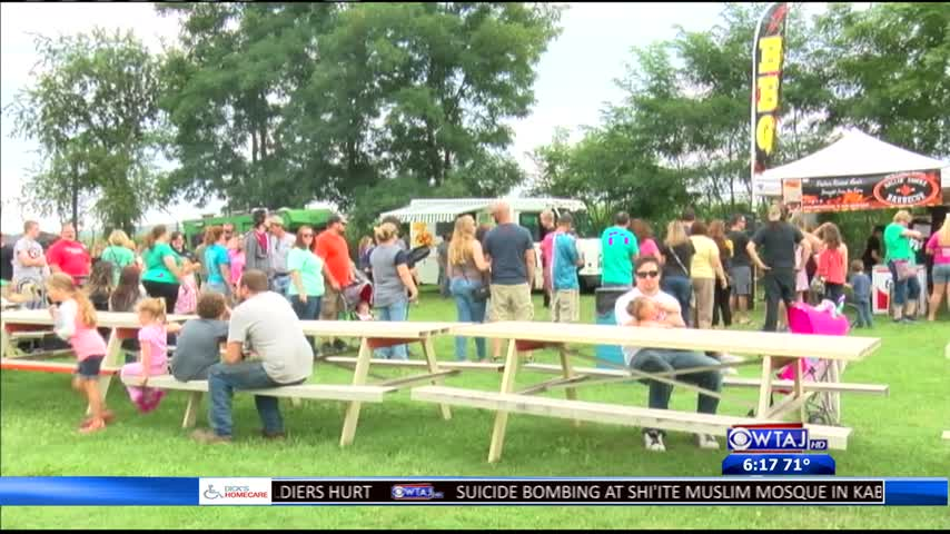 First ever Martinsburg Food Truck Festival