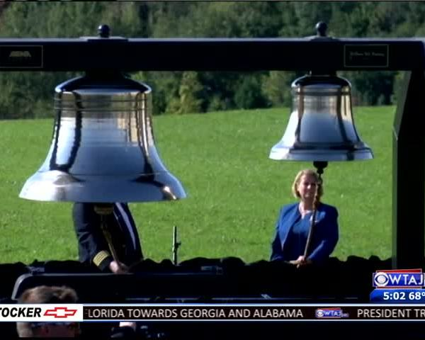 Flight 93 16th Anniversary Observance