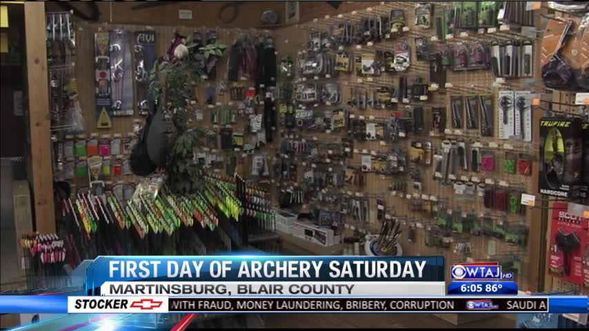 Long's Outpost ready for first day of archery