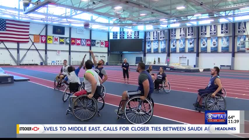 Penn State Ability Athletics holds Paralympic Clinic