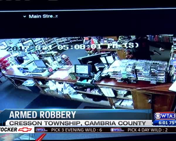 Cresson puff & snuff robbery vosot