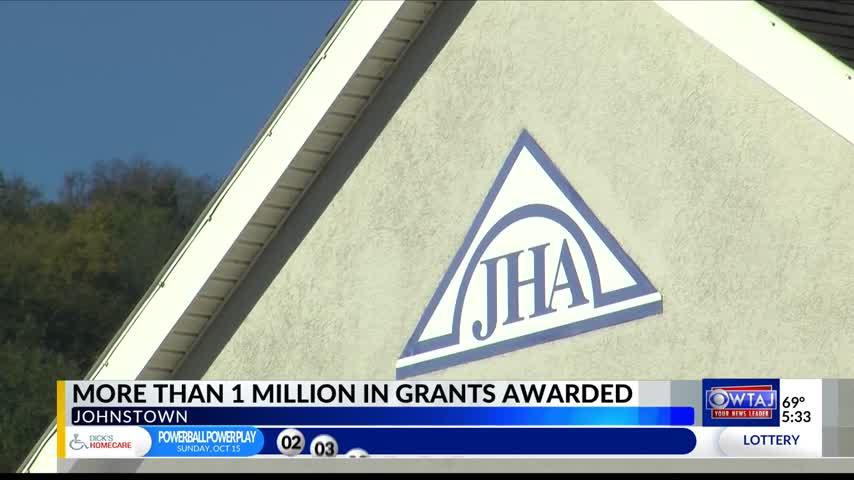Johnstown receives housing grants