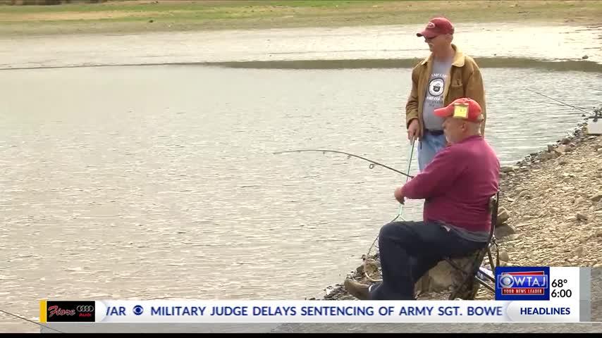 Somerset Lake Fish Salvage