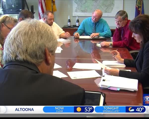 Somerset County Commissioners talk 2018 goals