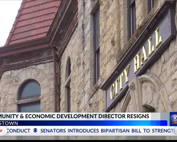 Johnstown's Renee Daly resigning