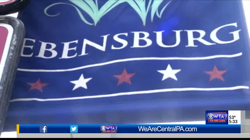 Ebensburg Borough Council approves 2018 budget