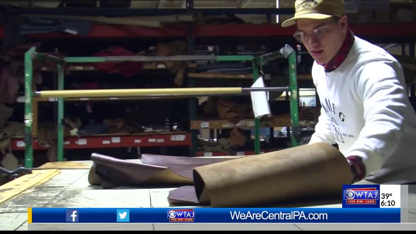 Somerset County local starts boot company