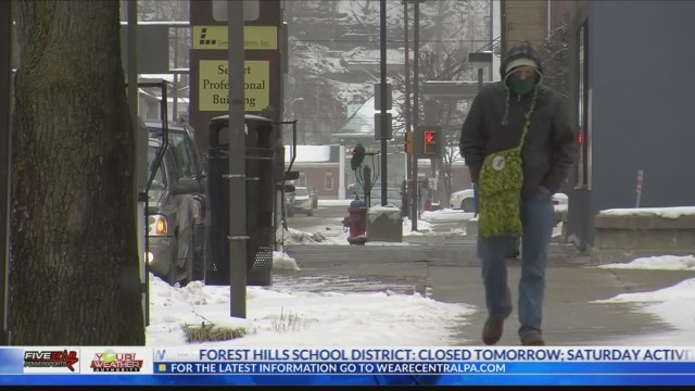 Grant to fight homelessness in Cambria County