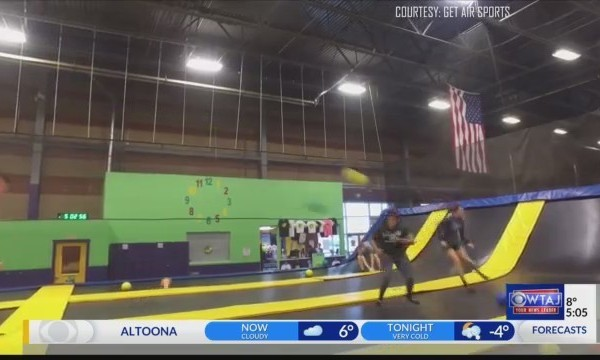 Trampoline park opening soon in State College