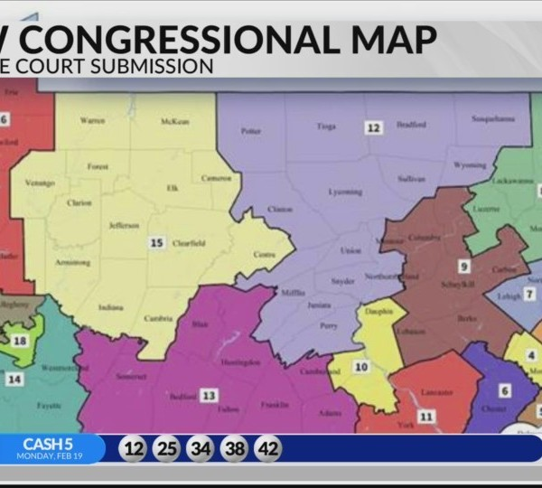 Rep. Glenn Thompson says redistricting process is unconstitutional