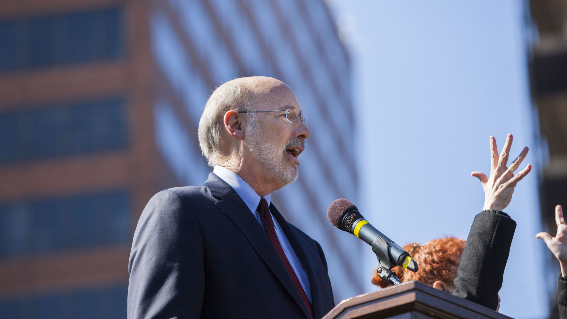 Tom Wolf, Pennsylvania Governor04040354-159532