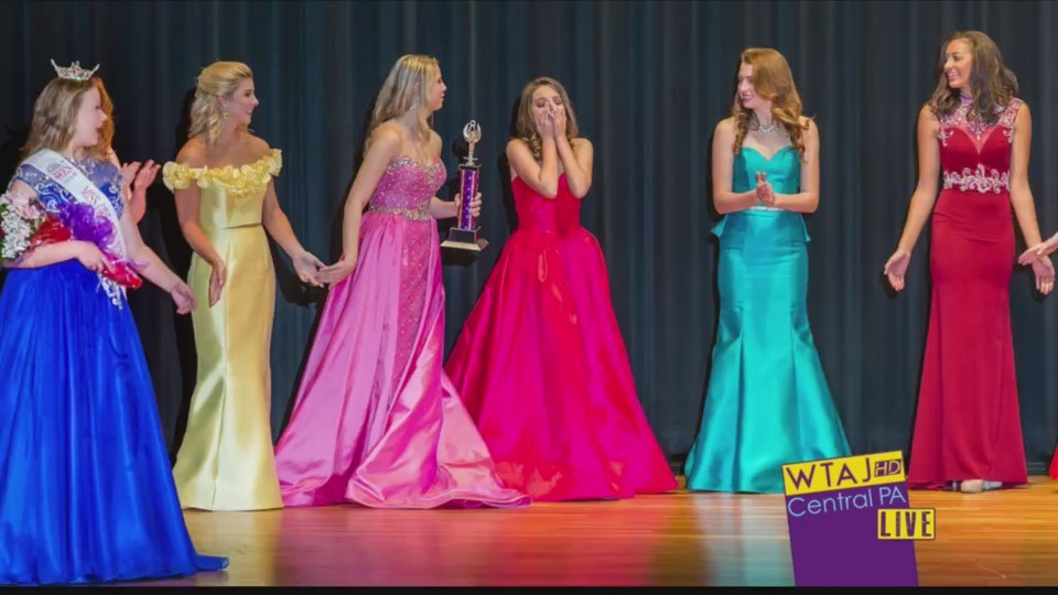 3-20 Miss Central Pennsylvania's Outstanding Teen