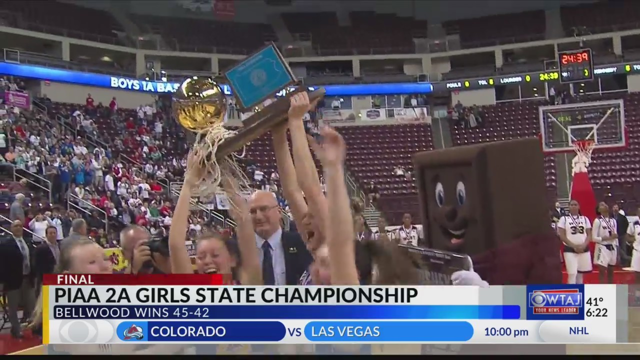 B-A State Title