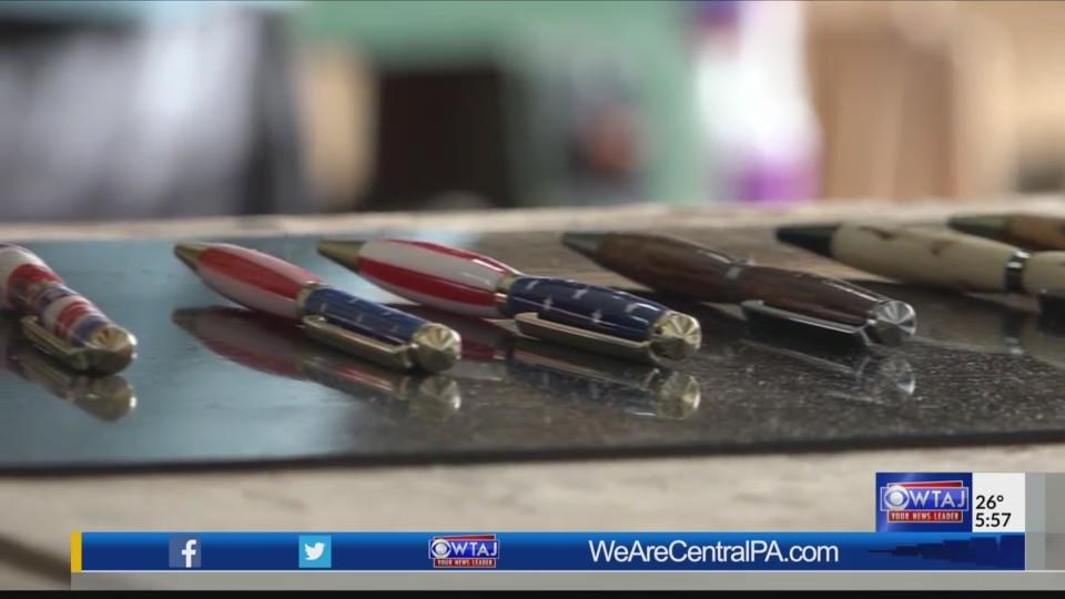 Pens for veterans