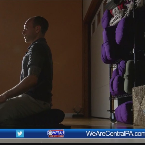 Yoga, mindfulness helping local veterans with PTSD