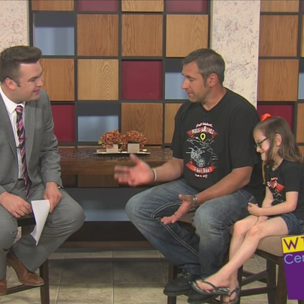 5-14 Miracle Monday: 3rd Annual Mira-Cal Mile Motorcycle Ride