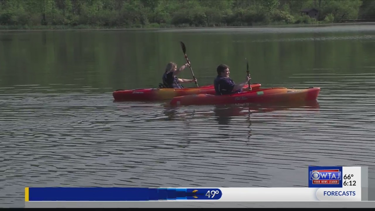 Fun Week Day 3: Canoe Creek State Park