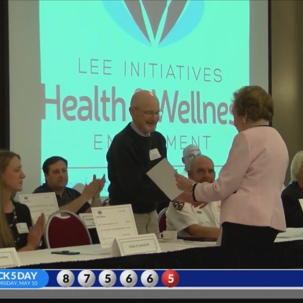 Local charities awarded over $500,000