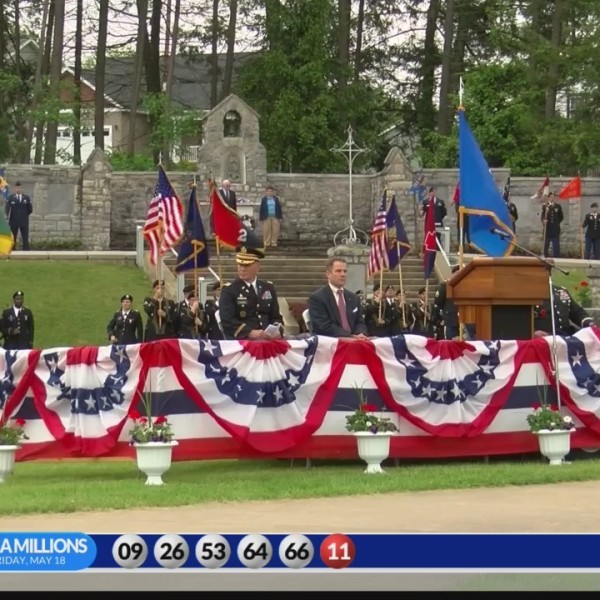 Veterans honored during Celebration of Service ceremony