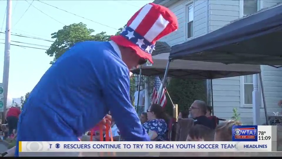 America's largest small town parades