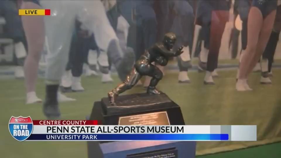 OTR All Sports Museum Tour