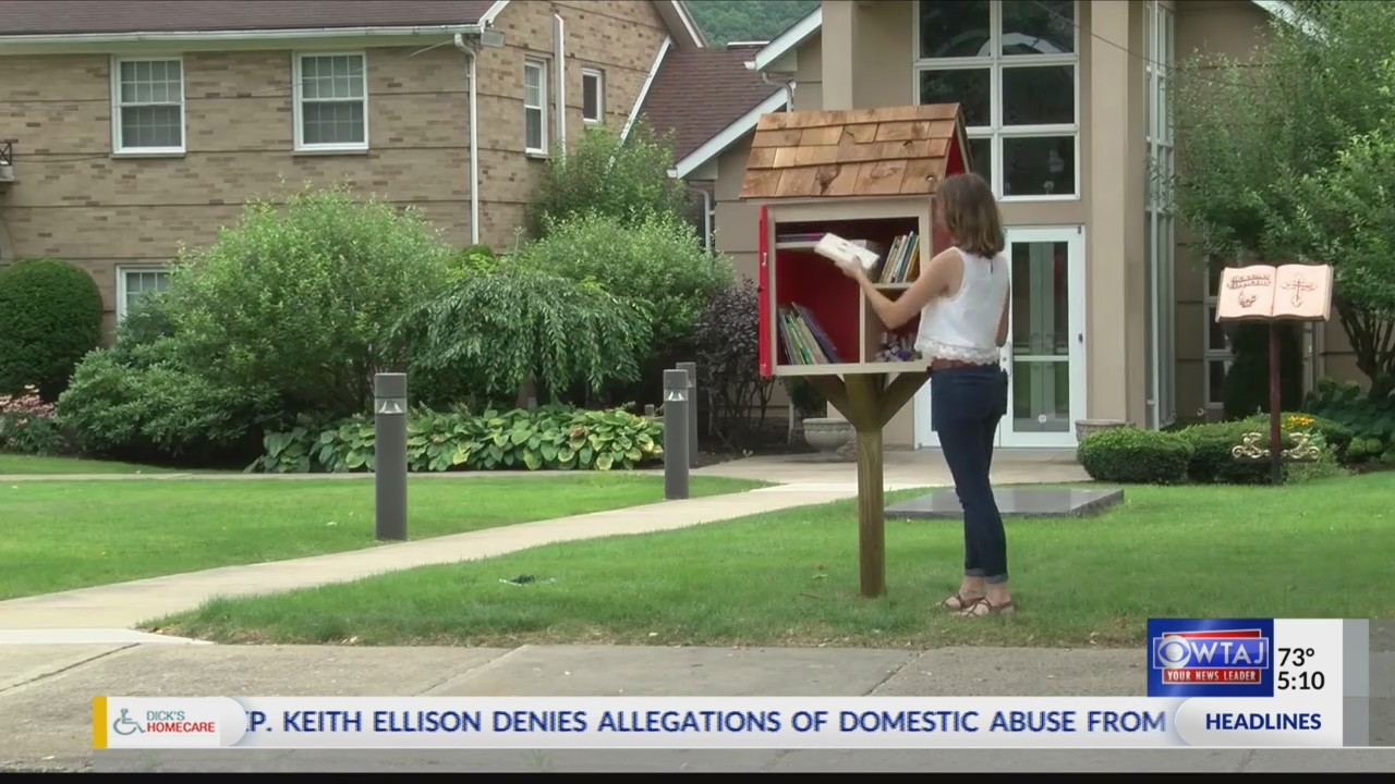 Little community library box honors life of Johnstown man