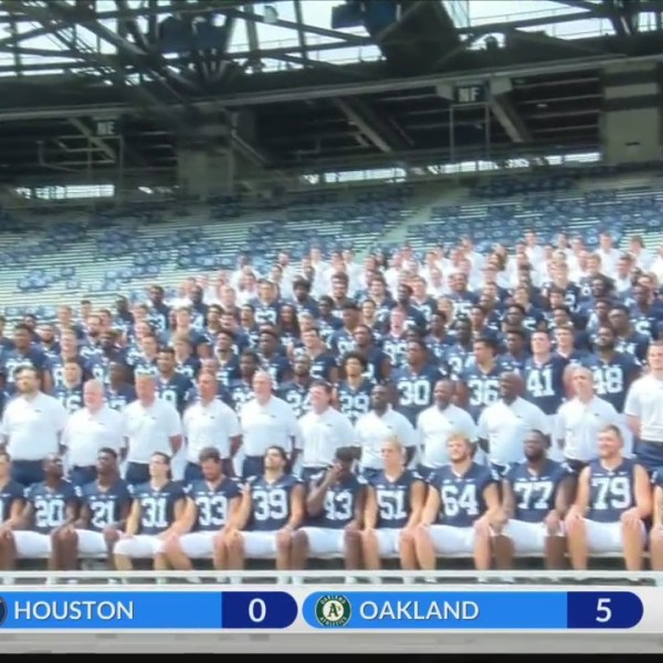 PSU Football Picture Day