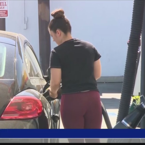 Gas prices could soon be dropping