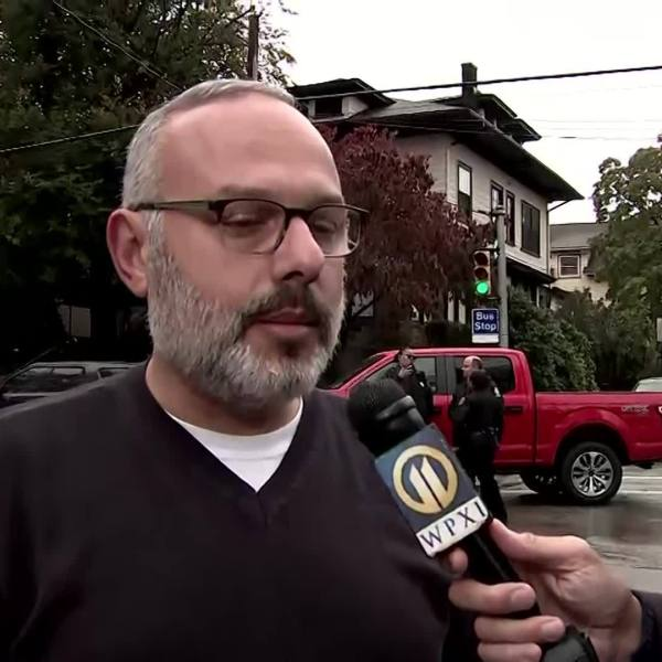 NEW INTERVIEW: CEO of Jewish Federation of Greater Pittsburgh comments on Shooting
