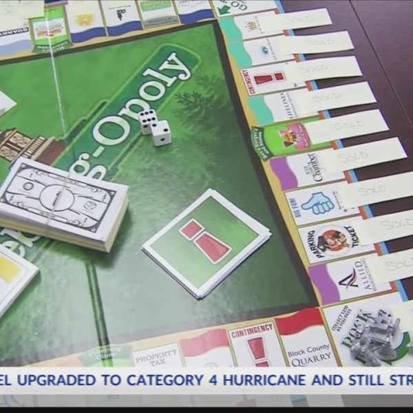 DuBois launches local take on popular board game
