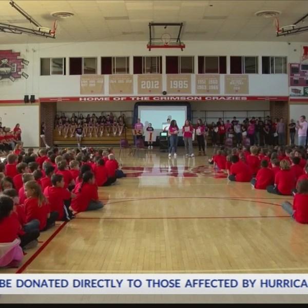 Johnstown sister schools launch positive behavior program