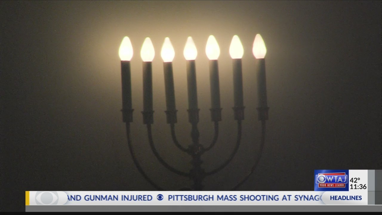 Local rabbi speaks out after deadly shooting