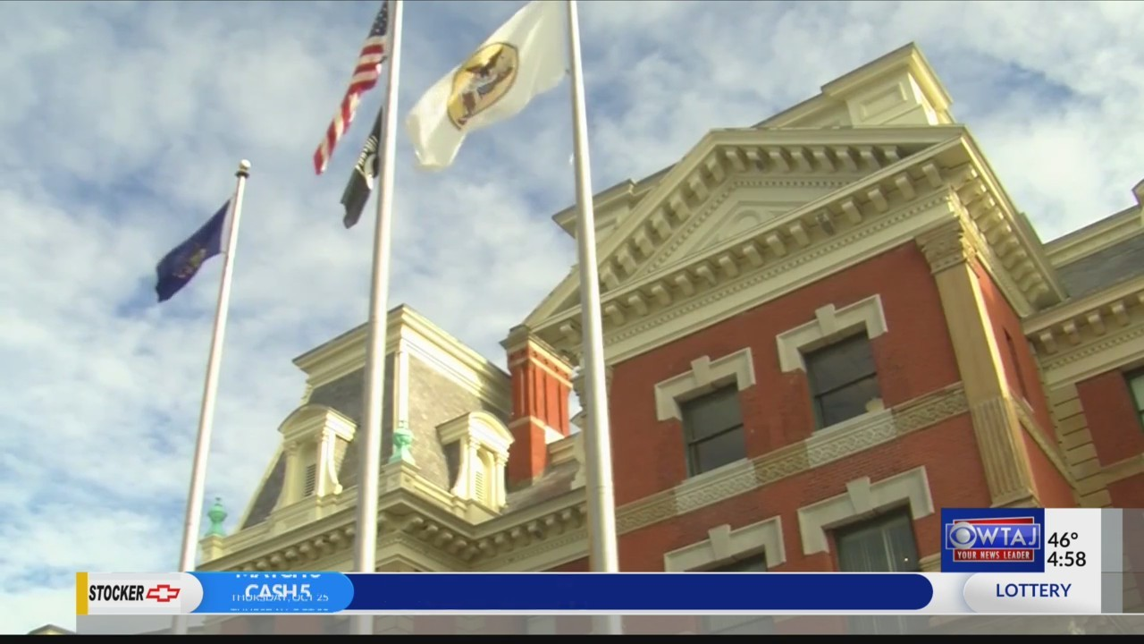 Mold found in Cambria County courthouse