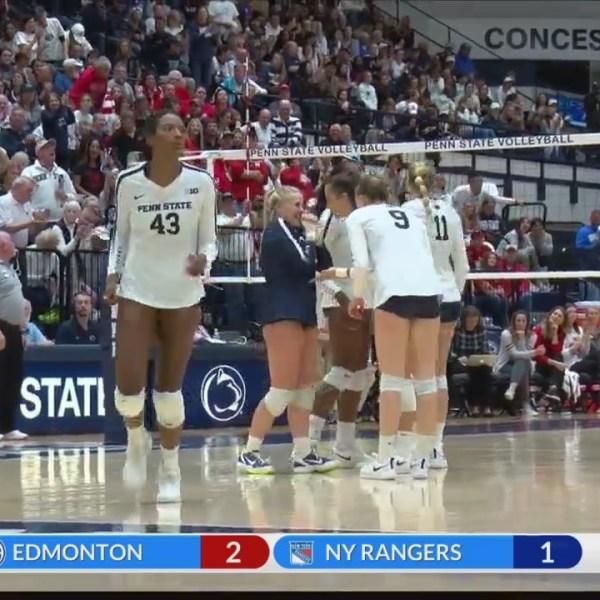 Penn State Women's Volleyball takes down 5th ranked Nebraska