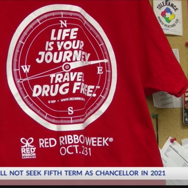 Red ribbon week in Cambria County