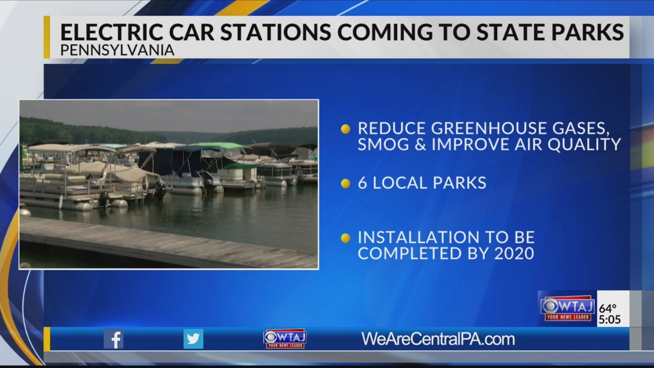 electric car charge stations