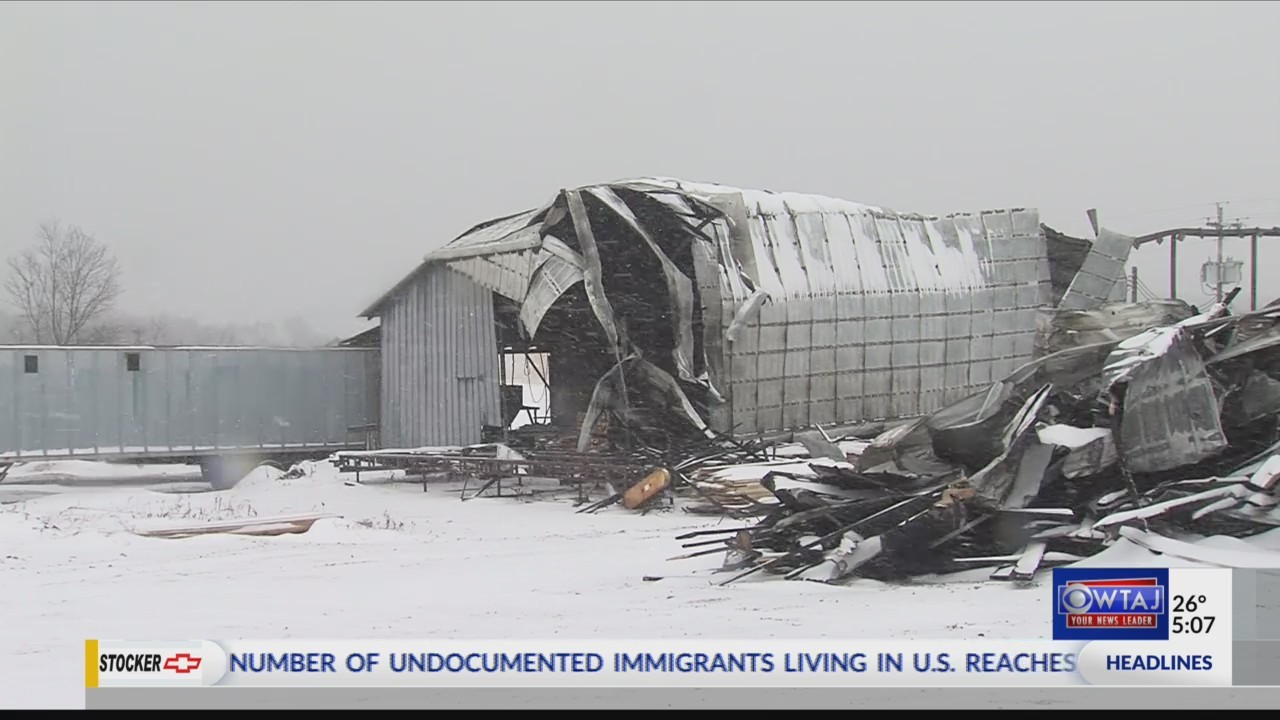 Local lumber company hoping to rebuild