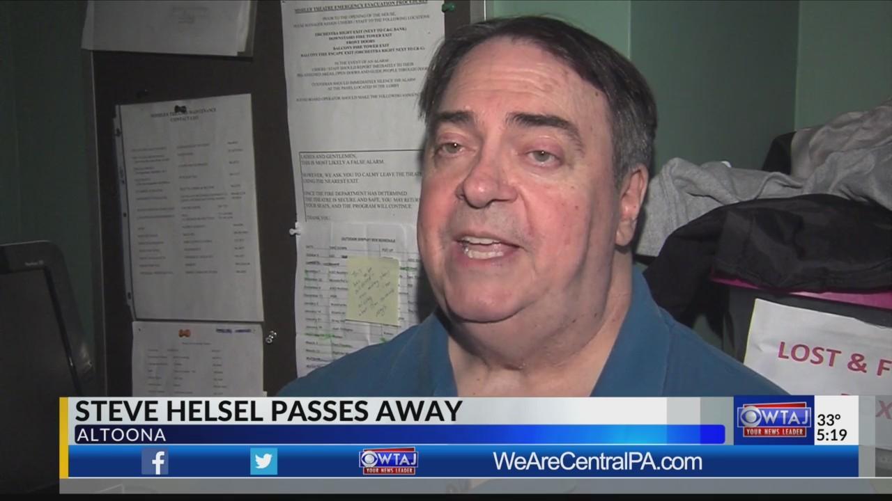 Steve Helsel Passes Away