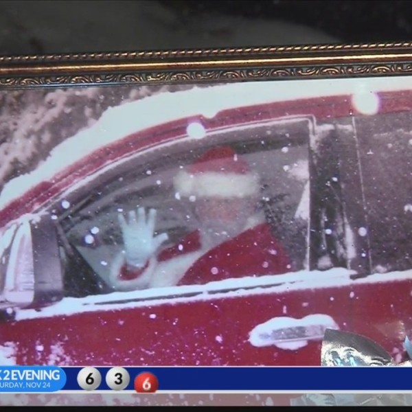 Toy drive honors local fallen firefighter