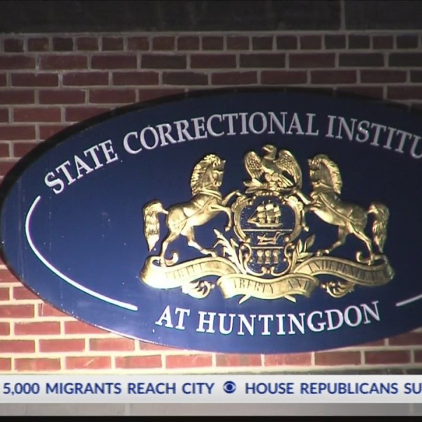 Woman charged with drug possession at SCI Huntingdon