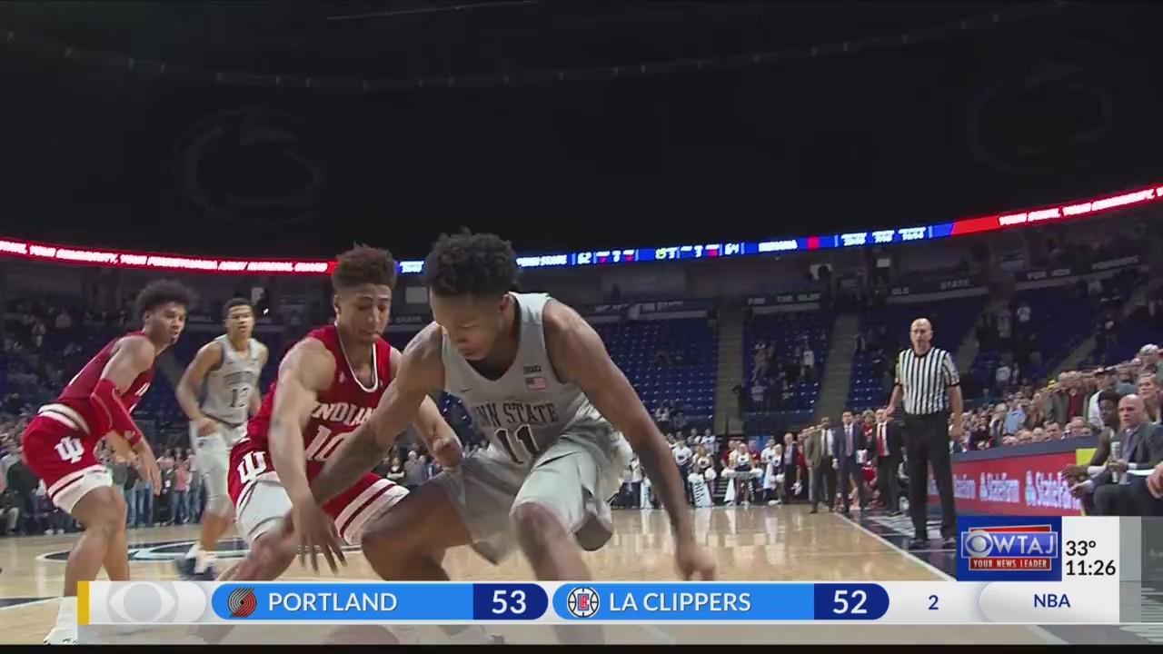 Men's Basketball battling through adversity
