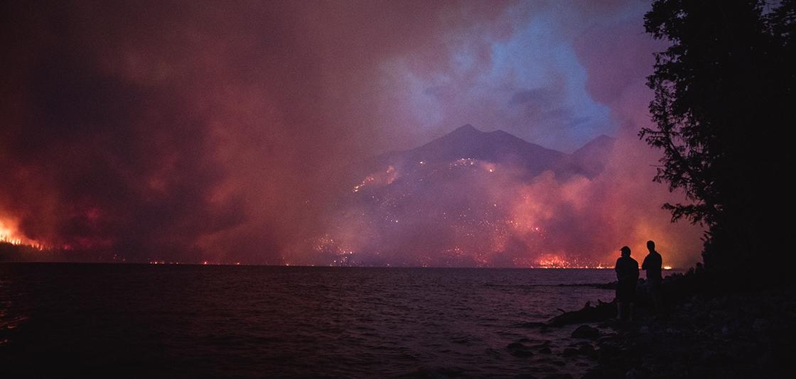 Photo - Wildfire- 081118 - Howe Ridge fire - Glacier National Park - Credit NPS Glacier National Park - Landscape_1543111487488.jpg.jpg