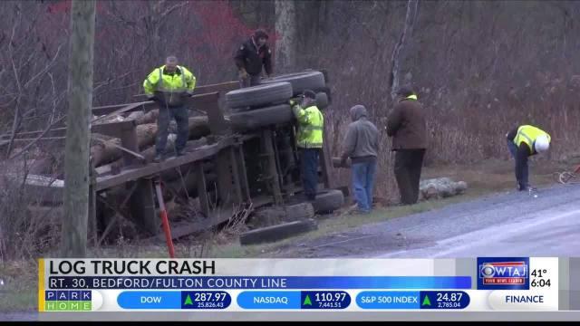Police investigating deadly crash at Bedford-Fulton Co  line