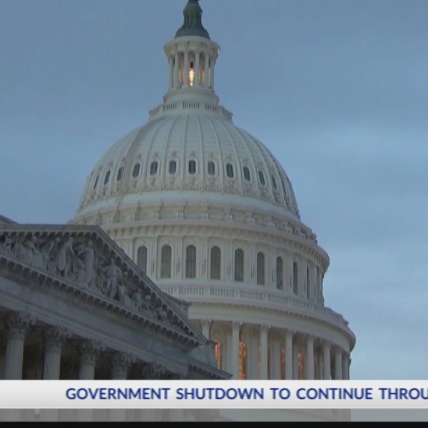 Shutdown impacts thousands of government workers