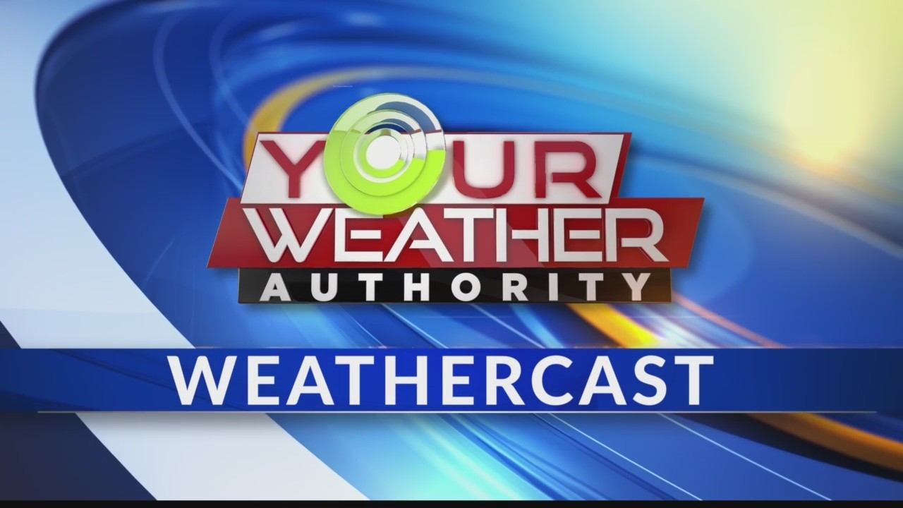 Weeekend Weathercast. 10.19.18