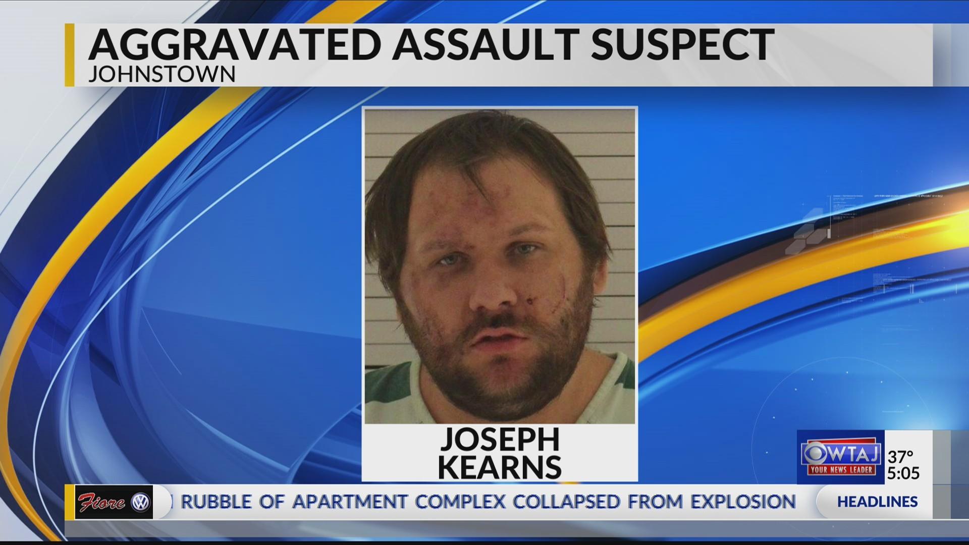 Aggravated Assault suspect