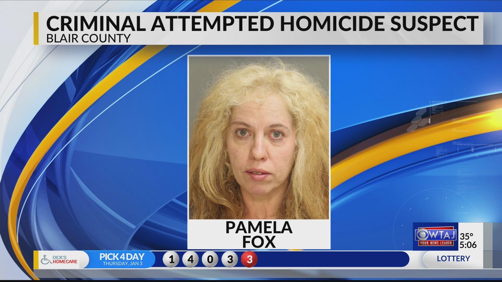 Criminal attempted homicide suspect